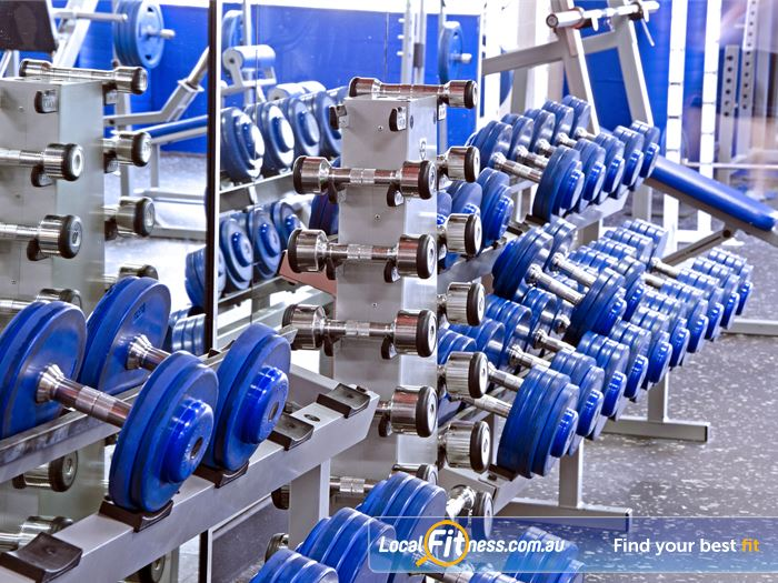 Goodlife Health Clubs Gym Zillmere  | Our Ashgrove gym includes a comprehensive range of