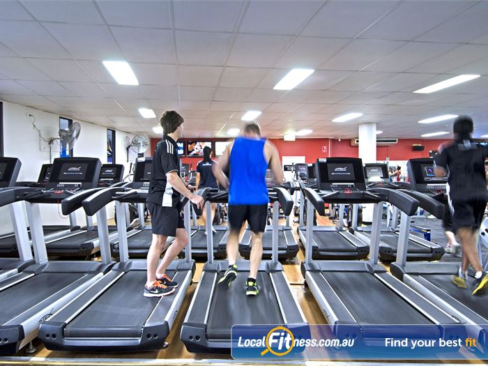 Goodlife Health Clubs Ashgrove Gym Fitness Tune into your favorite shows