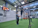 Fitness First Elwood Gym Fitness Hang, dip, press, planche, and