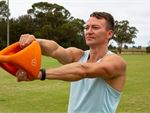 Step into Life Moonee Ponds Outdoor Fitness Outdoor Strengthen your core with out