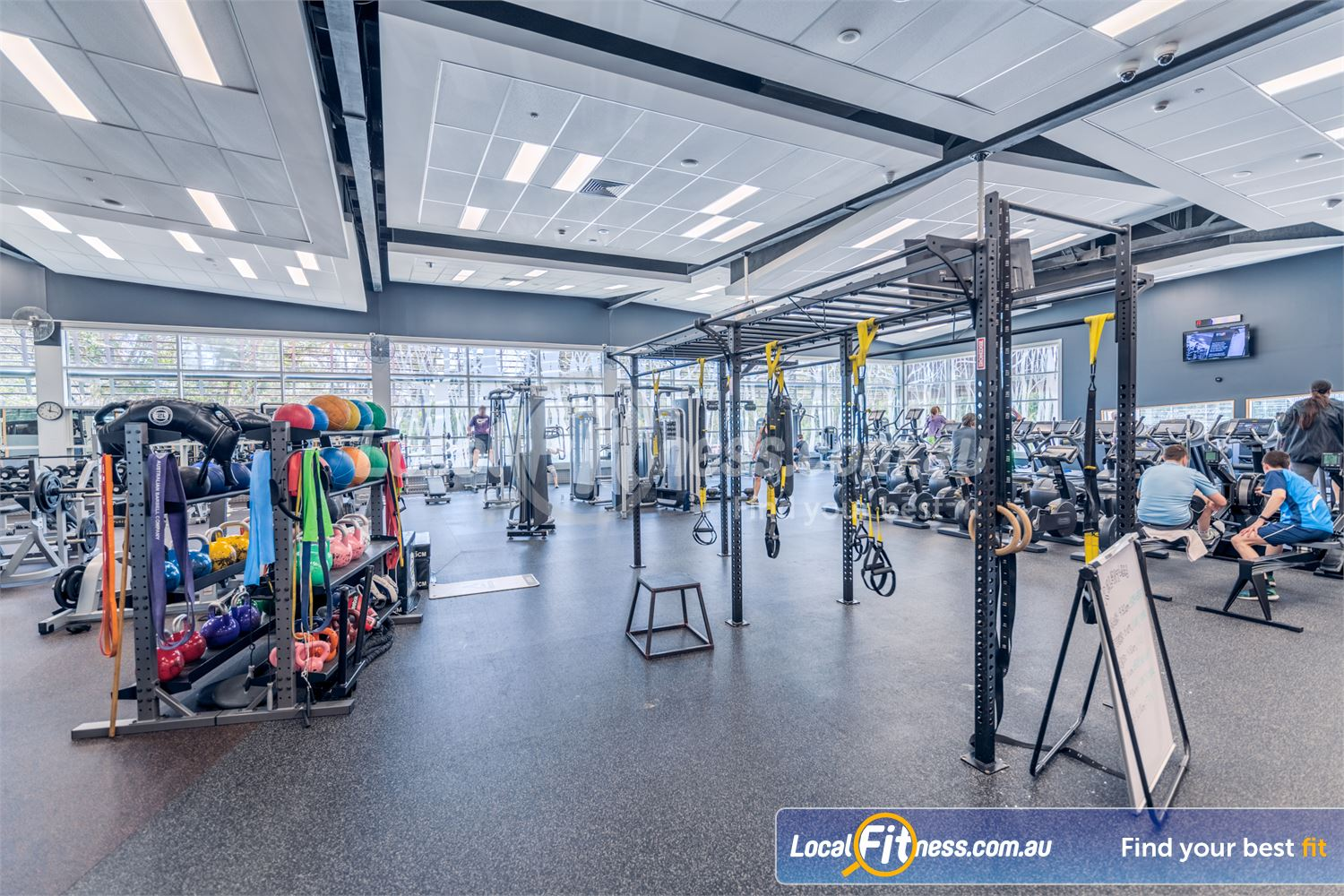 Eltham Leisure Centre Eltham Welcome to the Eltham Leisure Centre with 24/7 Eltham gym access.