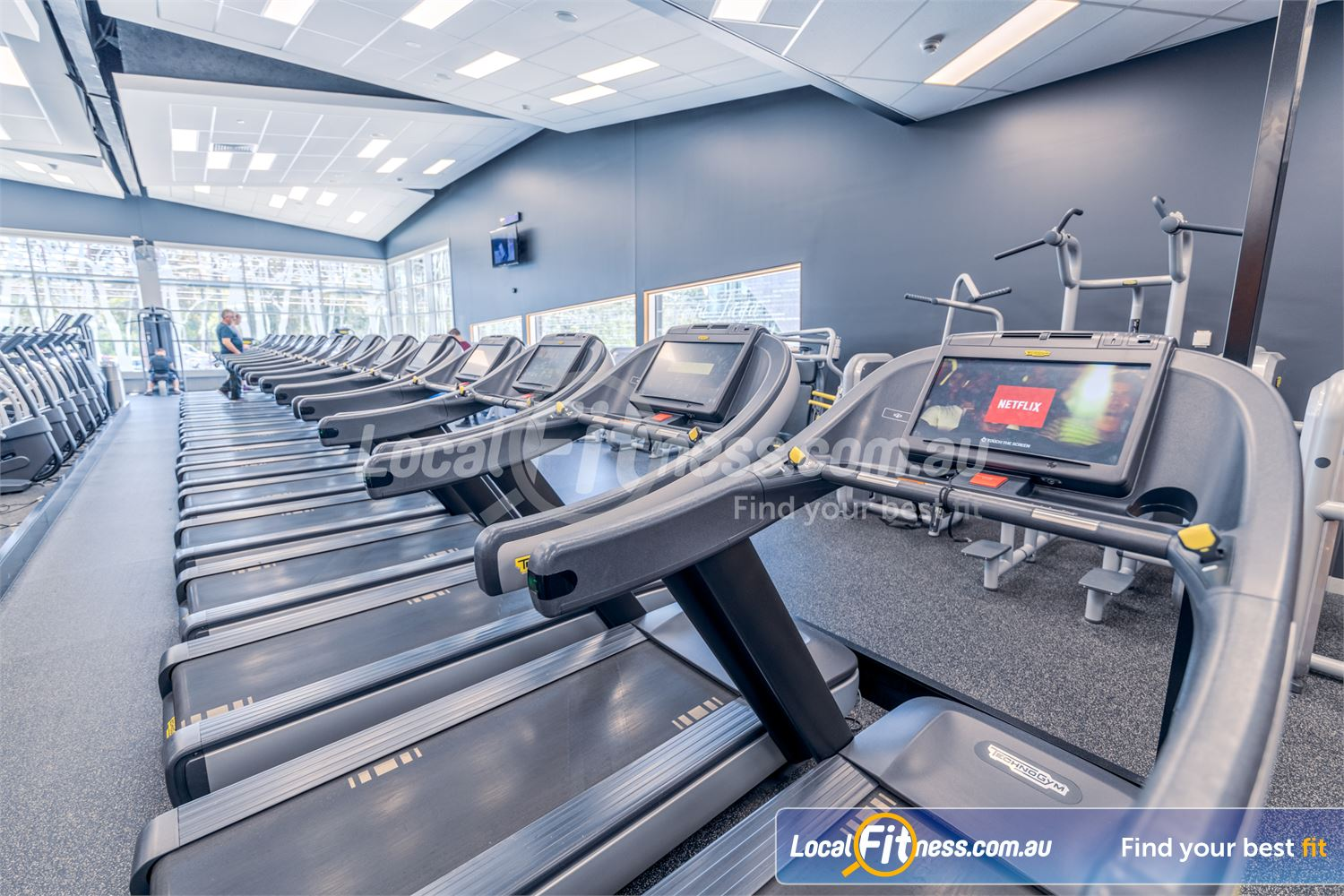 Eltham Leisure Centre Eltham Our Eltham gym includes $700k of state of the art cardio and gym equipment.