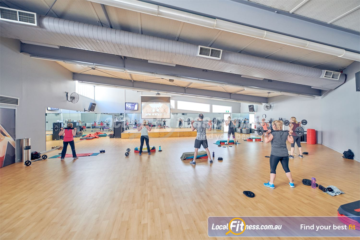 Eltham Leisure Centre Near North Warrandyte Our Eltham Virtual classes combine fitness programs with pumping sound and motivation