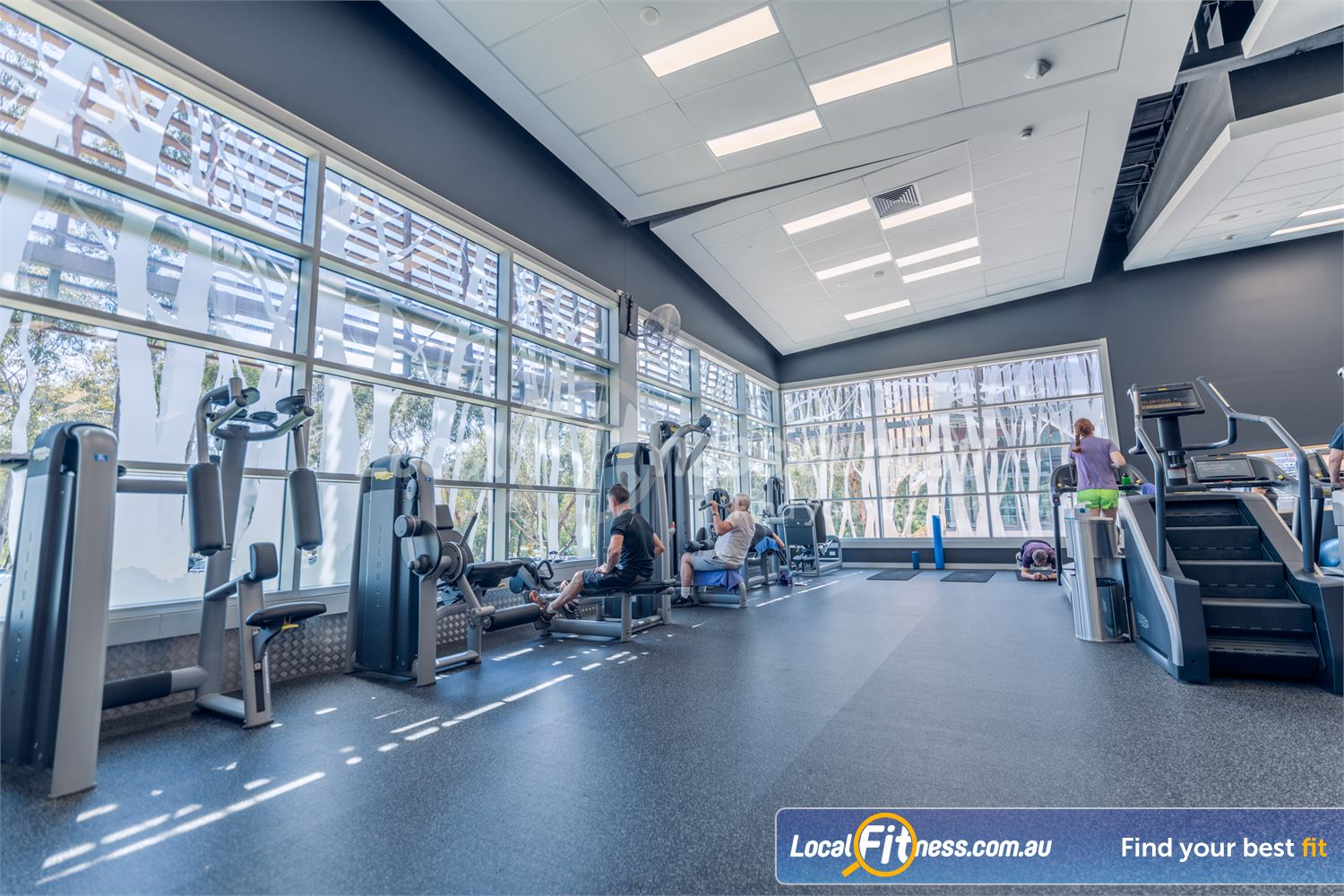 Eltham Leisure Centre Eltham Our 24/7 Eltham gym includes a fully equipped with Technogym pin-loading equipment.