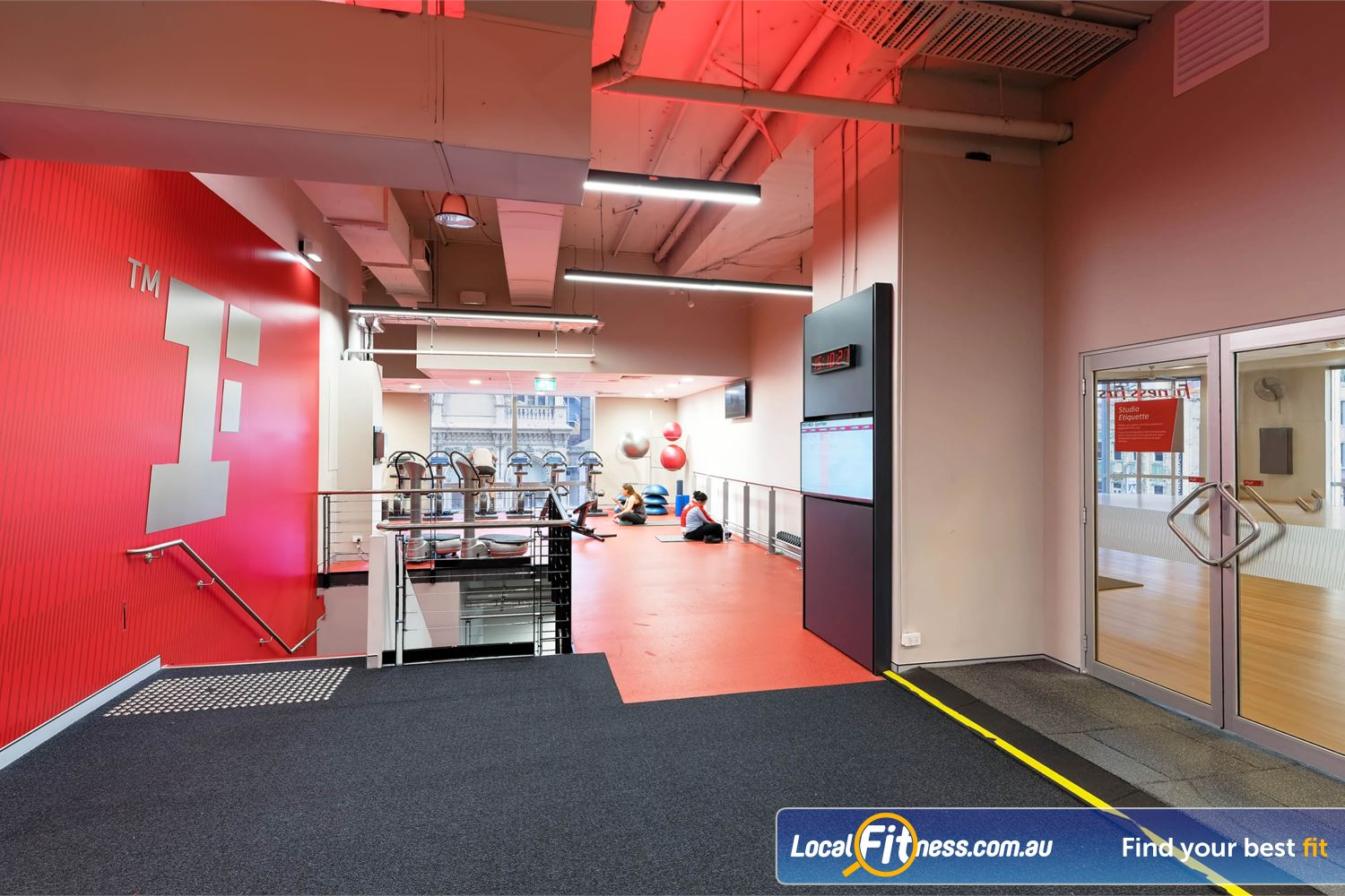 Fitness First Platinum Park St Near Strawberry Hills Fitness First Park St is fully equipped for strength, freestyle, cardio and gymnastics.