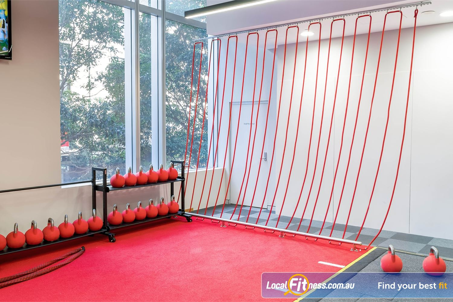 Fitness First Platinum Park St Sydney Experience a whole new training experience with Fitness First Dynamic Movement Training (DMT)