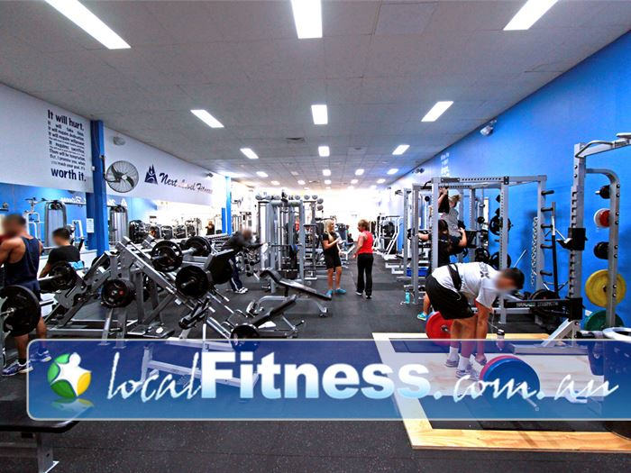 Next Level Fitness Gym Clayton  | More space at the BIGGER and BETTER Next