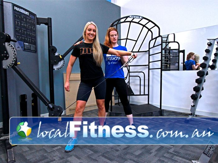 Next Level Fitness Dandenong North Gym Fitness We have female Noble Park