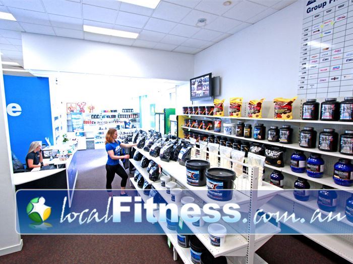Next Level Fitness Doveton Gym Fitness Our NXT-L Supplement Store