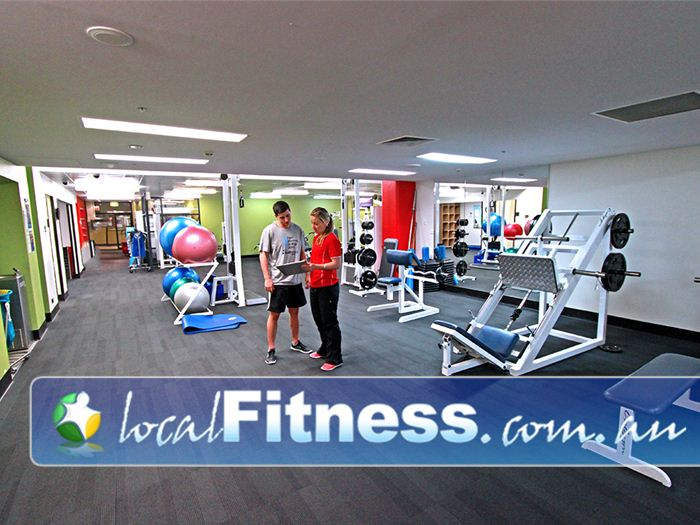 Healthstream Alfred Fitness Gym Prahran  | Recently refurbished, Alfred Fitness provides a state of