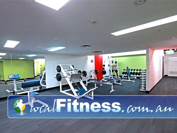 Healthstream Alfred Fitness Gym Prahran  | Heavy duty plate loading machines, smith machines and