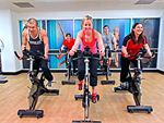 Healthstream Alfred Fitness St Kilda Gym Fitness Cycle classes in our aerobics