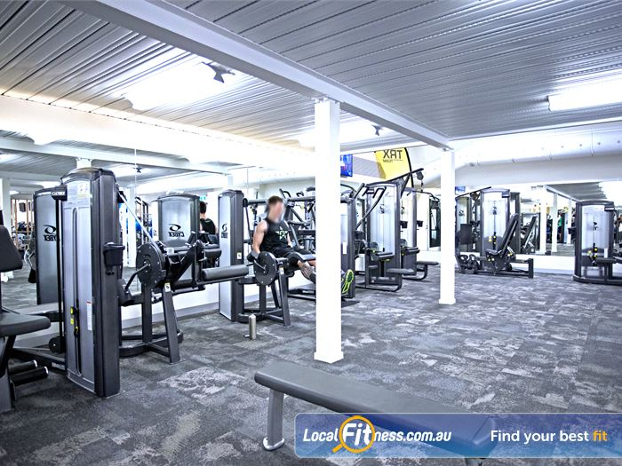 Goodlife Health Clubs Gym Salisbury  | The purpose built Dernancourt gym.