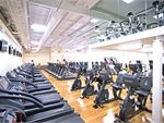 Goodlife Health Clubs Dernancourt Gym Fitness The 2 level cardio area at our