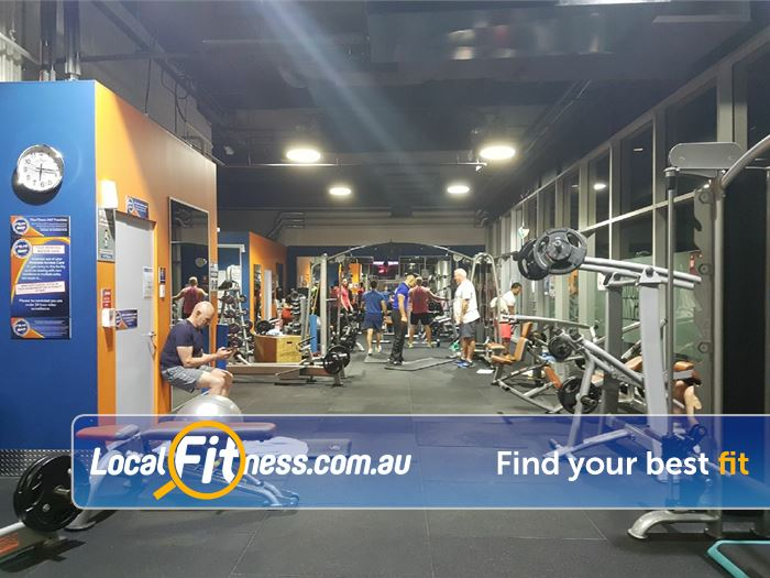 Plus Fitness 24/7 Gym North Ryde  | Welcome to Plus Fitness 24 hours gym Macquarie