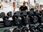 Plus Fitness 24/7 Marsfield 24 Hour Gym Fitness Dumbbells, barbells, benches