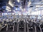 Fitness First QV Platinum East Melbourne Gym Fitness Rows of state of the art