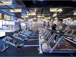 Fitness First QV Platinum Melbourne Gym Fitness Rows of state of the art