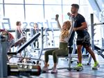 Fitness First QV Platinum Melbourne Gym Fitness Our free-weights area inc.