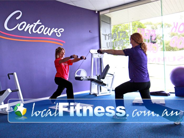 Contours Ringwood East Contours Ringwood East women's fitness programs are simple, easy and fun.