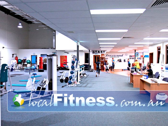 Fernwood Fitness Jindalee Our Jindalee gym is spread over 2 spacious levels.