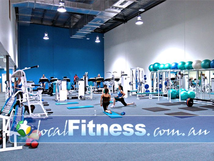 Fernwood Fitness Jindalee 4 exclusive Jindalee gym fitness training areas.
