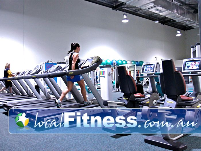 Fernwood Fitness Jindalee Vary your workout with our HUGE range of cardio, including cycle bikes, steppers and more.