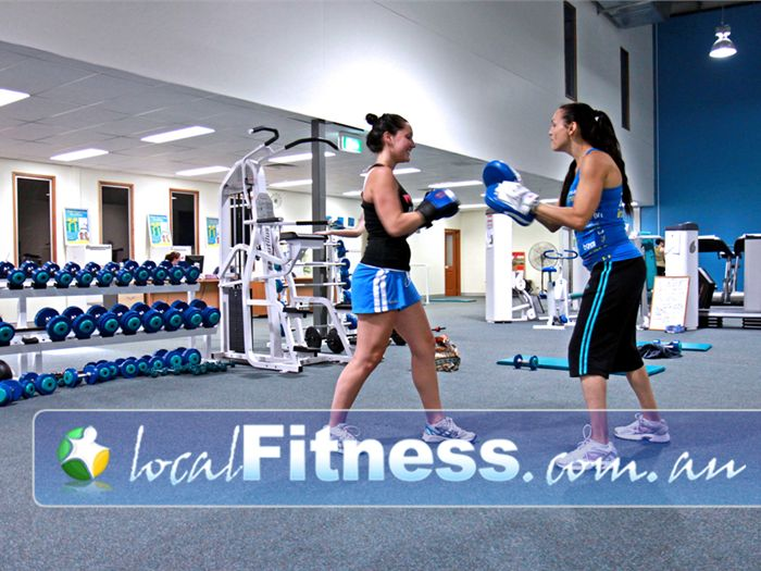 Fernwood Fitness Jindalee Lose weight fast with our energetic cardio boxing workouts.