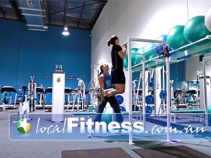 Fernwood Fitness Jindalee We have the right Jindalee gym equipment for women's weight loss goals.