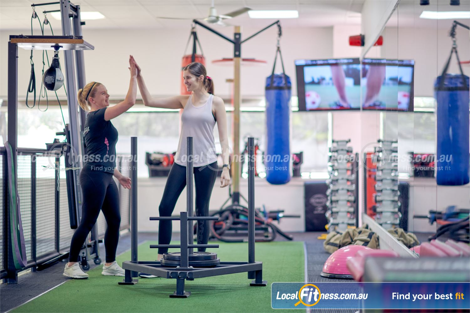 Fernwood Fitness Near Jacana Our Tullamarine personal trainers will motivate you to get results.