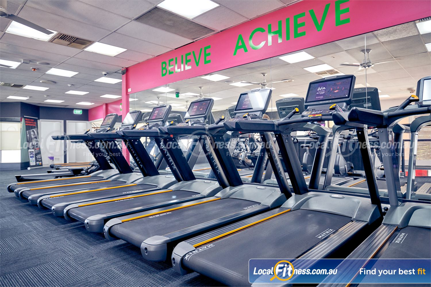 Fernwood fitness 24 7 gym access tullamarine calling all for Fitness 24 7 mobilia
