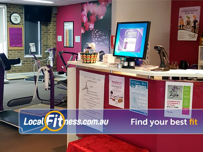 Curves Gym Sydenham  | Our team will welcome you and be with
