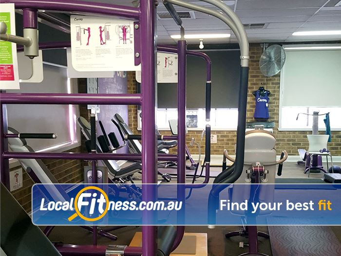 Curves Gym Sydenham  | Our popular circuit caters for women of any