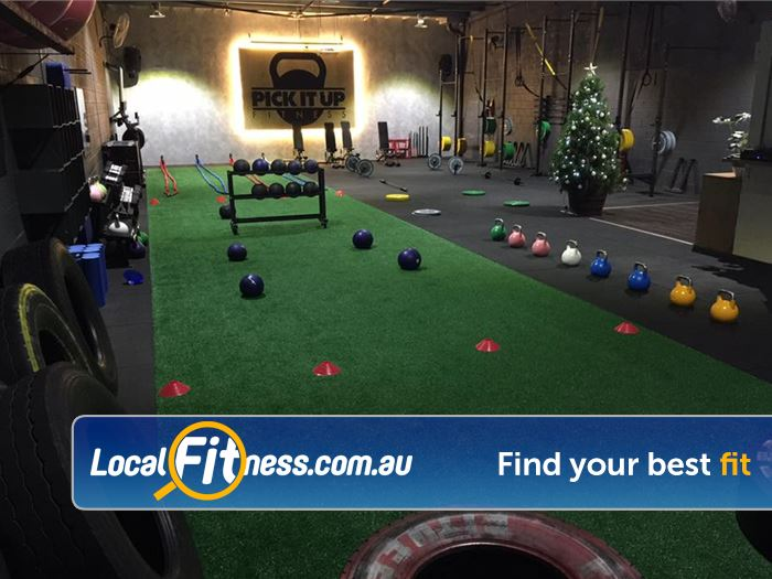 Pick It Up Fitness Gym Clayton  | The Pick It Up Fitness functional training and