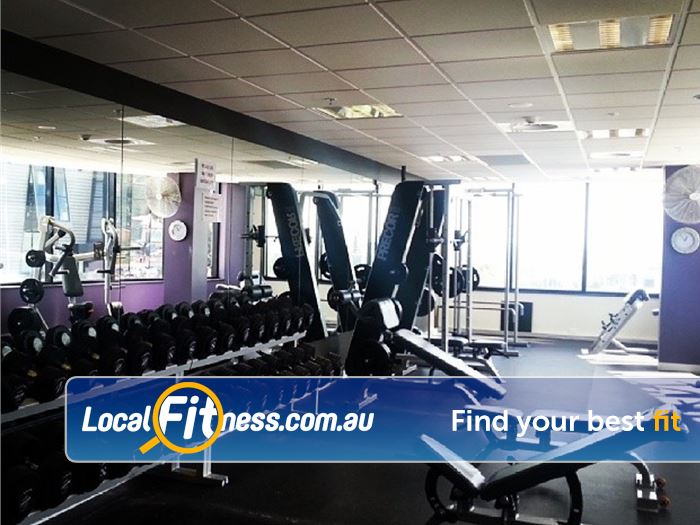Anytime Fitness Gym Box Hill  | Welcome to our state of the art Doncaster