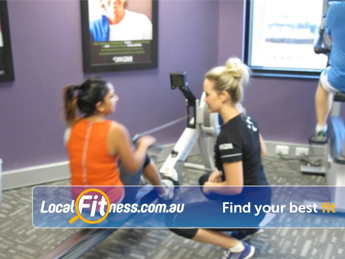 Anytime Fitness Gym Croydon    Our Doncaster gym team can help you with