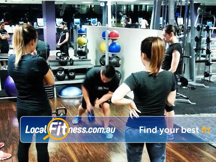 Anytime Fitness Doncaster Try our many Donacster group fitness classes.