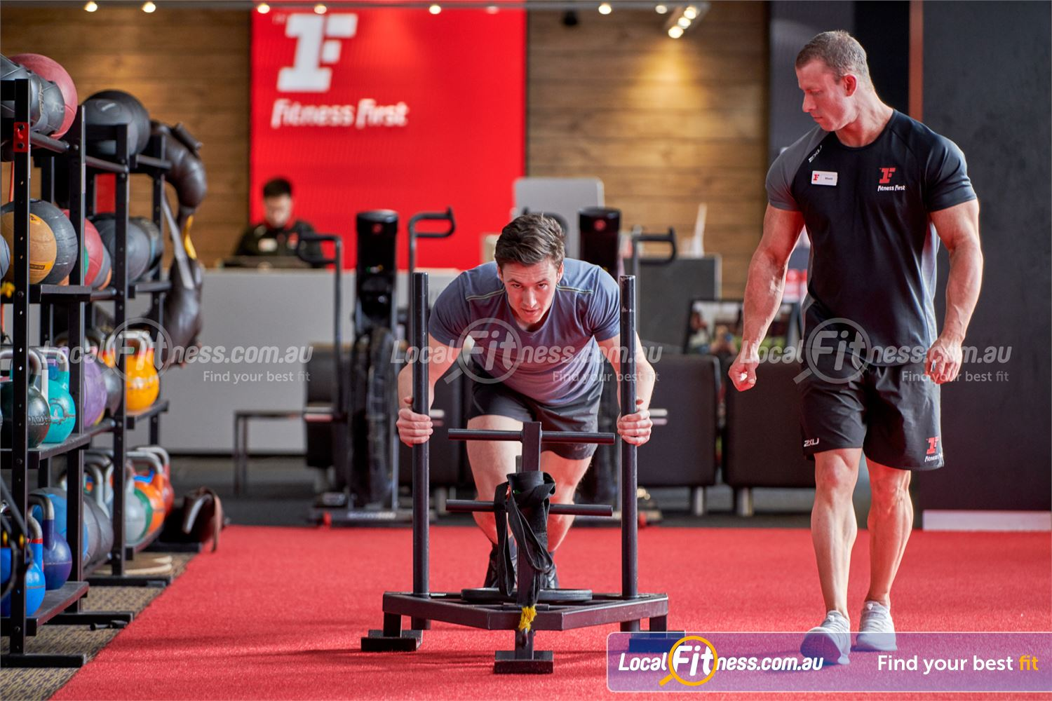 Fitness First Near Glenhaven Join our range of popular freestyle strength classes.