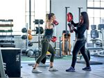 Fitness First Glenhaven Gym Fitness Get a cardio boxing workout at