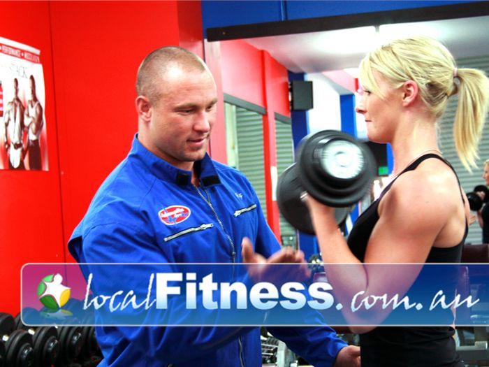 Adrenalin Gym Mornington Gym Fitness Mornington personal trainers