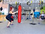 3 group fitness studio with over 60 classes