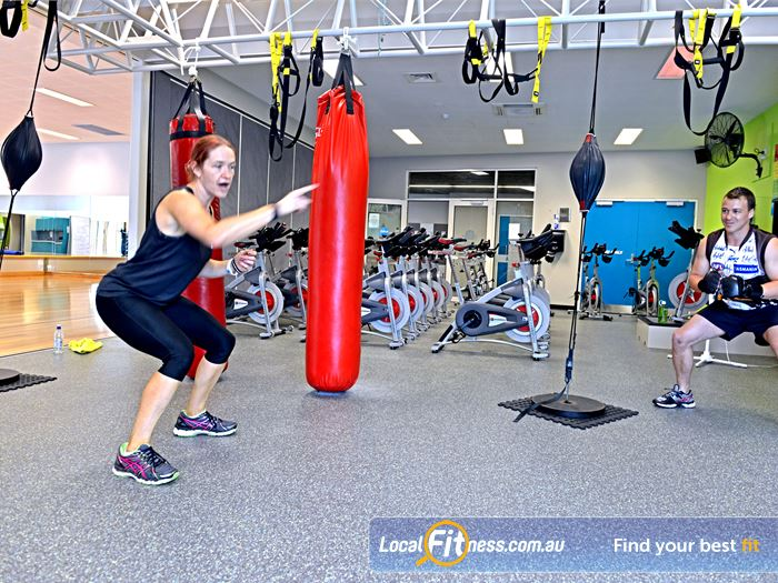 Splash Devonport Aquatic and Leisure Centre Gym Devonport  | 3 group fitness studio with over 60 classes