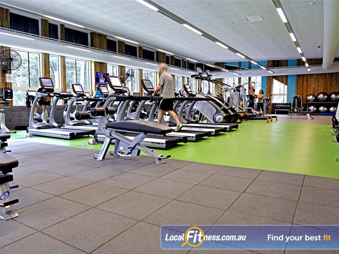 Splash Devonport Aquatic and Leisure Centre Gym Ambleside  | The cutting edge Devonport Gym at Splash.