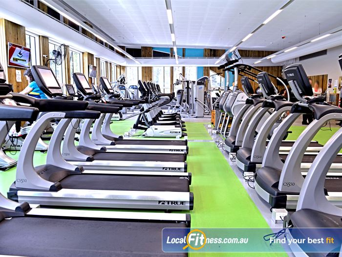 Splash Devonport Aquatic and Leisure Centre Gym Ambleside  | Our Devonport gym includes state of the art
