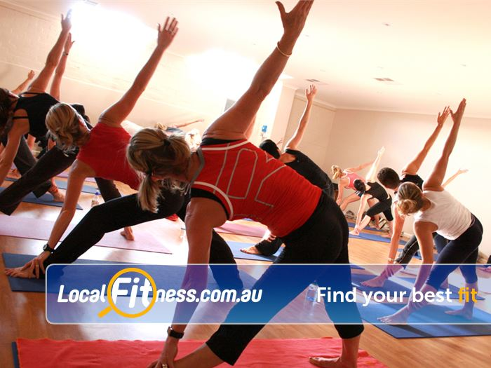 Noble Park Community Centre Gym Dingley Village  | Noble Park Yoga community classes brings the community