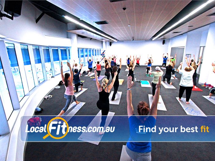 Noble Park Community Centre Gym Berwick  | Yoga in Noble Park are for all ages