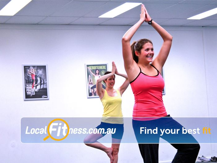 Noble Park Community Centre Gym Springvale  | Yoga classes at the Noble Park Community Centre.