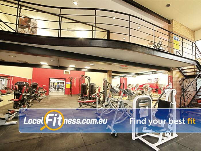 Re-Creation Health Clubs Gym Parkdale  | Welcome to our 24/7 Keysborough gym.