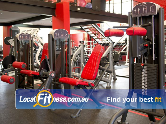Re-Creation Health Clubs Gym Springvale  | Our Keysborough gym includes state of the art