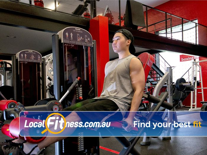 Re-Creation Health Clubs Gym Dingley Village  | Train day or night with 24/7 Keysborough gym
